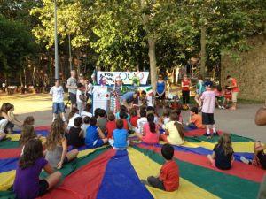 Moillet team park 2012